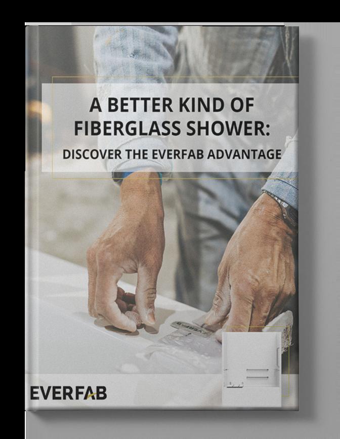 A Better Kind of Fiberglass Tub Shower - Shadow